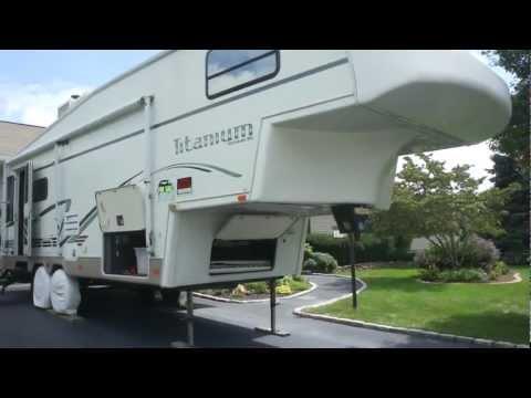 2003 Glendale Titanium Fifth 5th Wheel For Sale~28E33SB~Single Slide~One Owner~Beautiful!