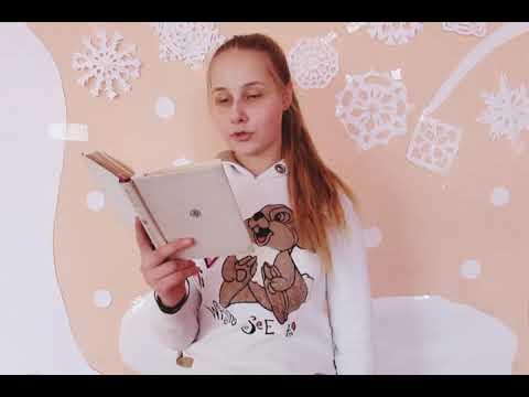 Изображение предпросмотра прочтения – ВероникаШмарева читает произведение «О, как убийственно мылюбим…» Ф.И.Тютчева