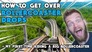 How to Get Over the Fear of Rollercoaster Drops! (Stomach Feeling)