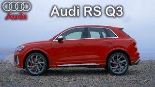 2020 Audi RS Q3 Exterior, Interior, Drive