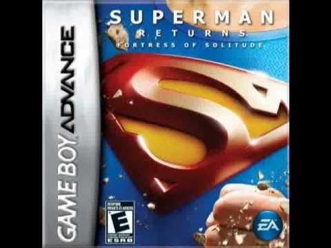 Superman Returns - VideoGameTheme (GBA Version)