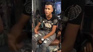 عصام صاصا يكرر الاغنية لايف من غير مايك ولا فلتر اغنية عطشان من حظ الدنيا