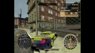 Need For Speed Most Wanted Part 15 - Bye Punto, I bough a formula ^_^