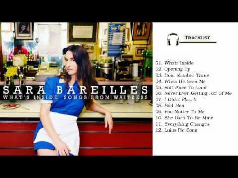 Sara Bareilles - Whats Inside Songs From Waitress [2015] Full Album
