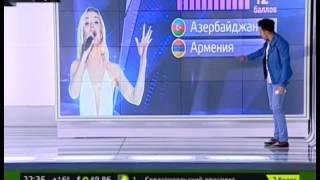 """Кто голосовал за Россию на """"Евровидении"""
