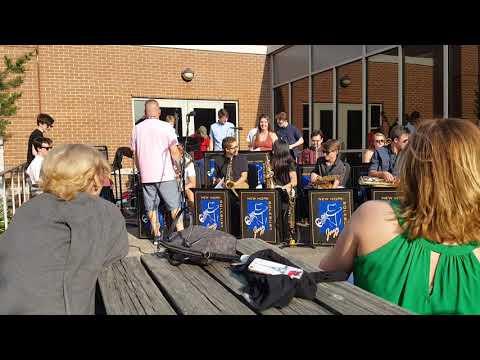 New Hope Solebury High School Jazz Band- Jazz Under the Stars- June 5 2019