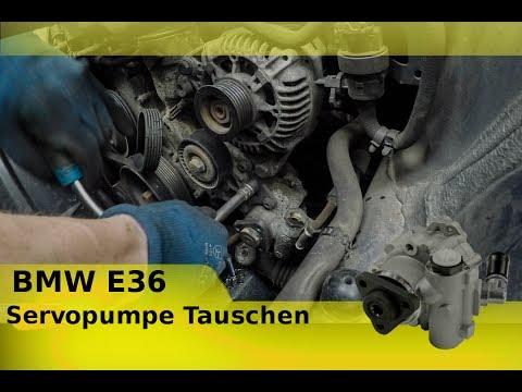 Servopumpe Servolenkung Hydraulikpumpe für BMW 316I 318I IS E30 Cabriolet Kombi