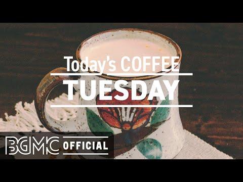 TUESDAY MORNING JAZZ: Spring Coffee Jazz - Cozy Jazz & Bossa Nova Music to Relax