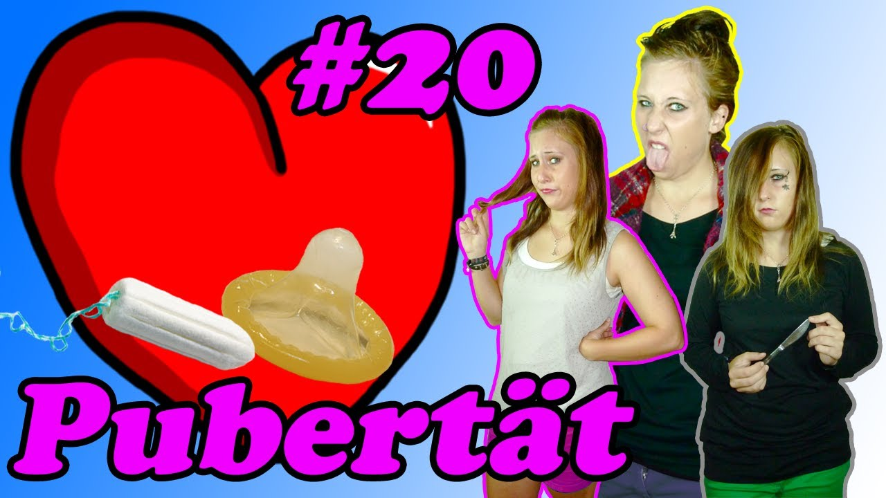 Youtube Pubertät