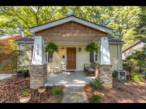 Craftsman Style Bungalow in Popular Chantilly YouTube