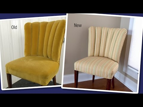 reupholstering-a-channel-back-/-fluted-back-chair