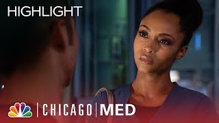 Friends? - Chicago Med (Episode Highlight)