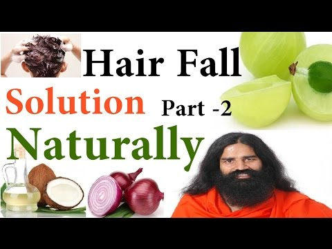 Hair fall Solution [ Part 2 HINDI ] Naturally by Science. [100% natural solution]