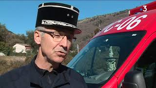 Tourrettes-sur-Loup : incendie de 85 hectares