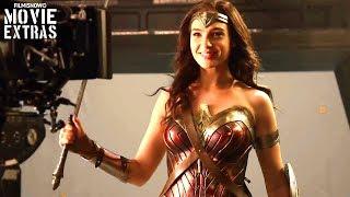 "Justice League ""On Set"" Featurette (2017)"
