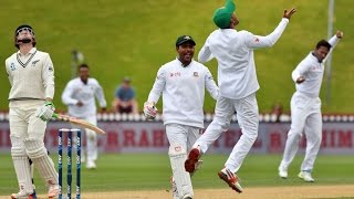 New Zealand vs Bangladesh, 1st Test 4th day Highlights at Wellington 2017