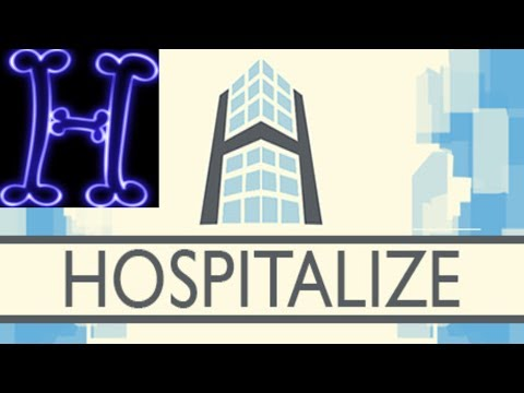 Let's Try: HOSPITALIZE #3 Magic Doctors?! (hospital tycoon game) - Try Out Tuesday