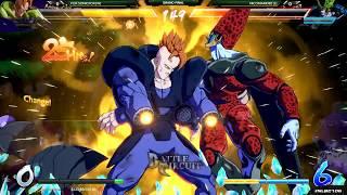 NLBC v.106 - Dragon Ball FighterZ - GRAND FINAL - FOX SonicFox vs NicomakiDBZ [1080p/60fps]
