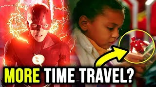 Barry Visits THE FLASH MUSEUM?! Is THIS Why? - The Flash Season 5 Episode 10 Trailer
