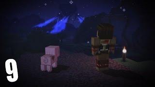 Прохождение Minecraft Story Mode 9 - Последствия.