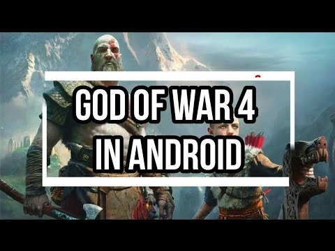 Download God Of War 4 Apk Android. 100% Working. With PROOF!!