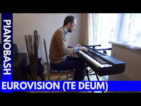 EBU Eurovision Theme (Charpentier's Te Deum Prelude) | Pianobash