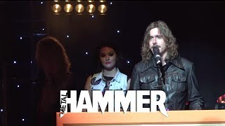 Metal Hammer Golden Gods 2014 - Golden God Award - Mikael Åkerfeldt | Metal Hammer