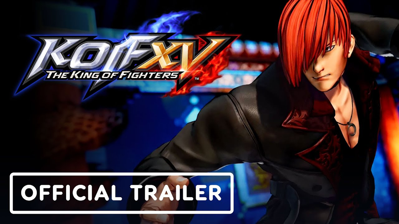 King of Fighters 15 - Official Iori Yagami Gameplay Trailer