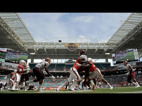 Miami Hurricanes Highlights vs Bethune-Cookman