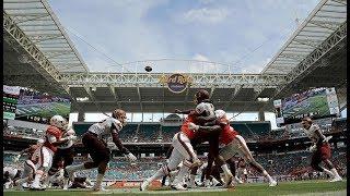 Miami Hurricanes Highlights vs Bethune-Cookman