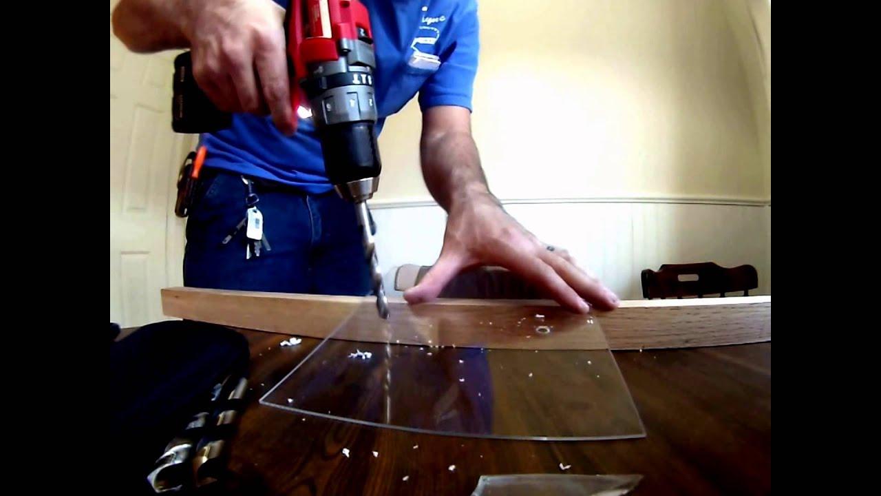 Drill Bits For Drilling Plastic Acrylic Plexiglas Perspex Laminate