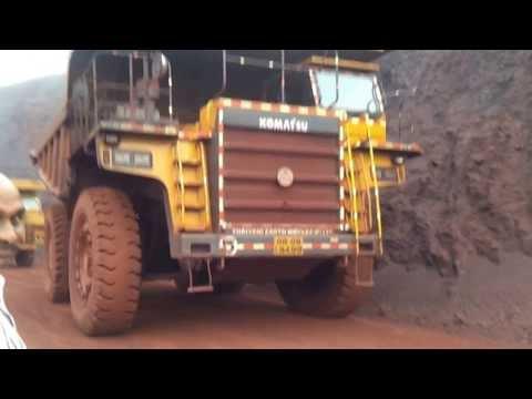 Iron Ore Mines  - Odisha 1