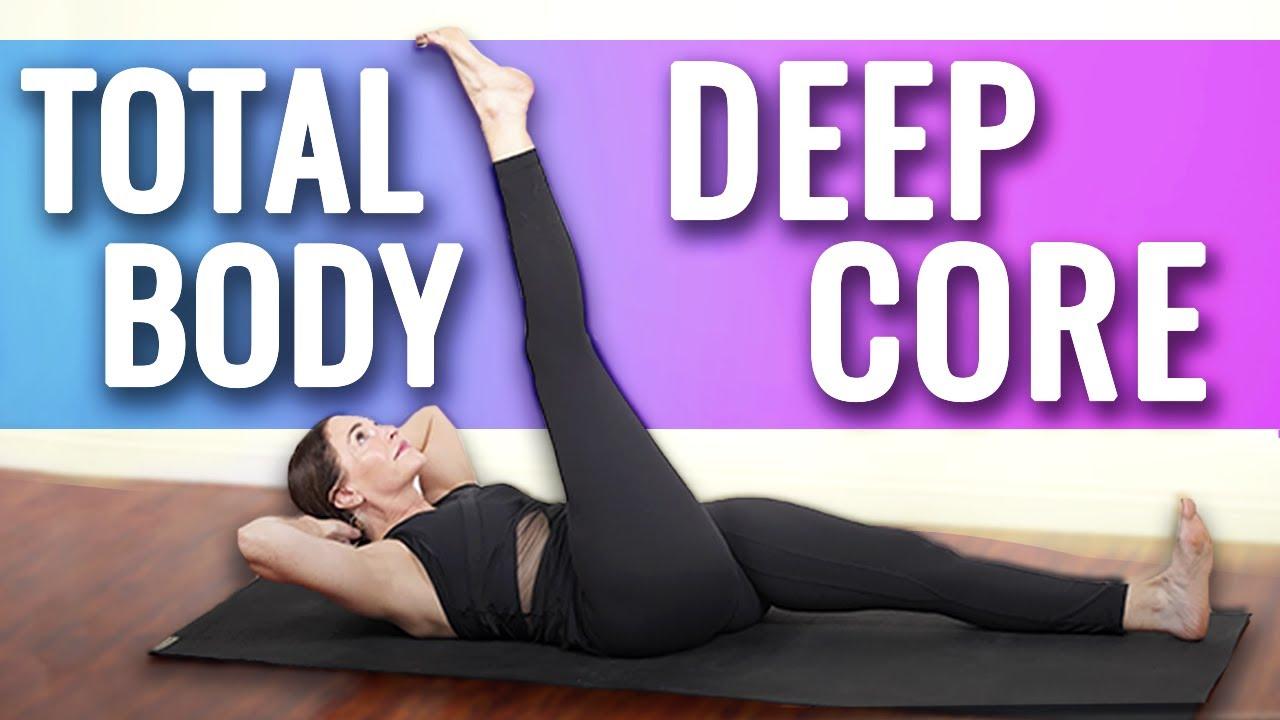 Total Body Yoga Deep Core