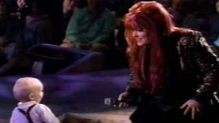 Watch Wynonna Judd My Angel Is Here video