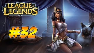 League Of Legends - Gameplay - Nidalee Guide (Nidalee Gameplay) - LegendOfGamer