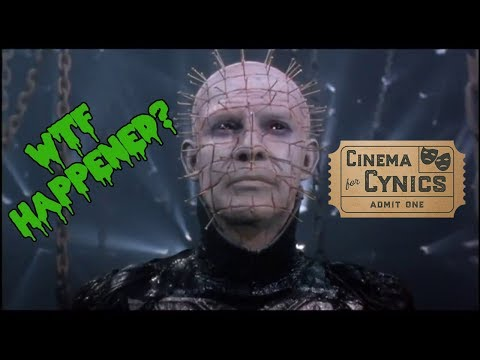 WTF HAPPENED TO HELLRAISER?