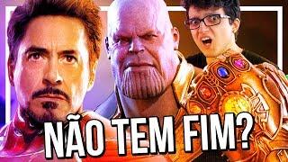 ENTENDENDO O FINAL ALTERNATIVO DE GUERRA INFINITA - Vingadores 3 (2018) Filme Marvel Studios
