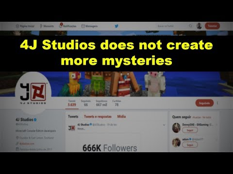 4J Studios does not create more mysteries and makes the community more informed @4JStudios