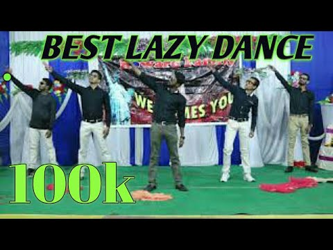 Vo Meri Neend Mera Chain Mujhe Lauta Do Lezy  Dance