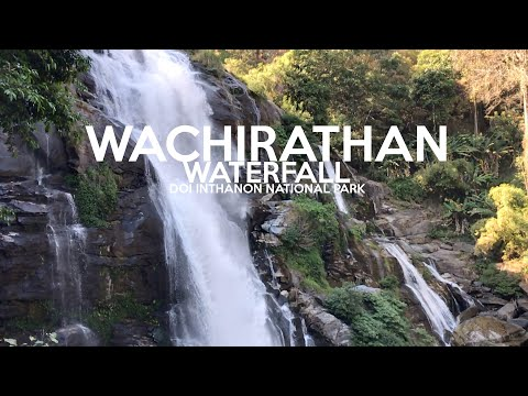 Beautiful Mae Ya Waterfall Doi Inthanon Thailand Youtube Images, Photos, Reviews