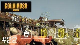 GOLD RUSH: The Game | #22 | Füllstatus 100%, der lang ersehnte Goldrausch? Welche Anschaffungen?
