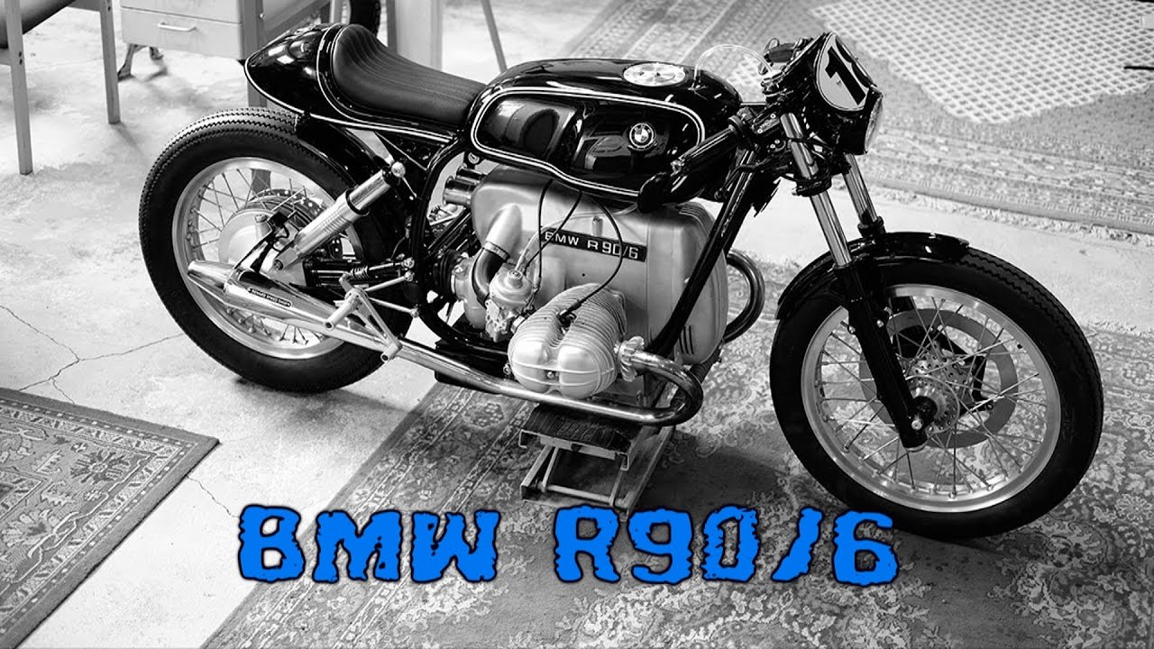 BMW R90 6 Cafe Racer