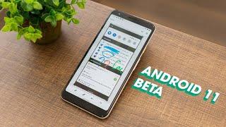 Mình đã lên Android 11 Beta rồi nè, thông báo đỡ rối hơn chuts