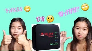PLDT HOME PREPAID WIFI REVIEW REVIEW REVIEW!