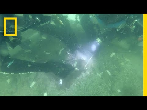 See an Underwater Prehistoric Native American Burial Ground | National Geographic