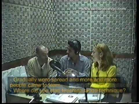 Hugo Fernández Interviewed in Uruguay (Hugo Fernández Entrevistado en Uruguay)