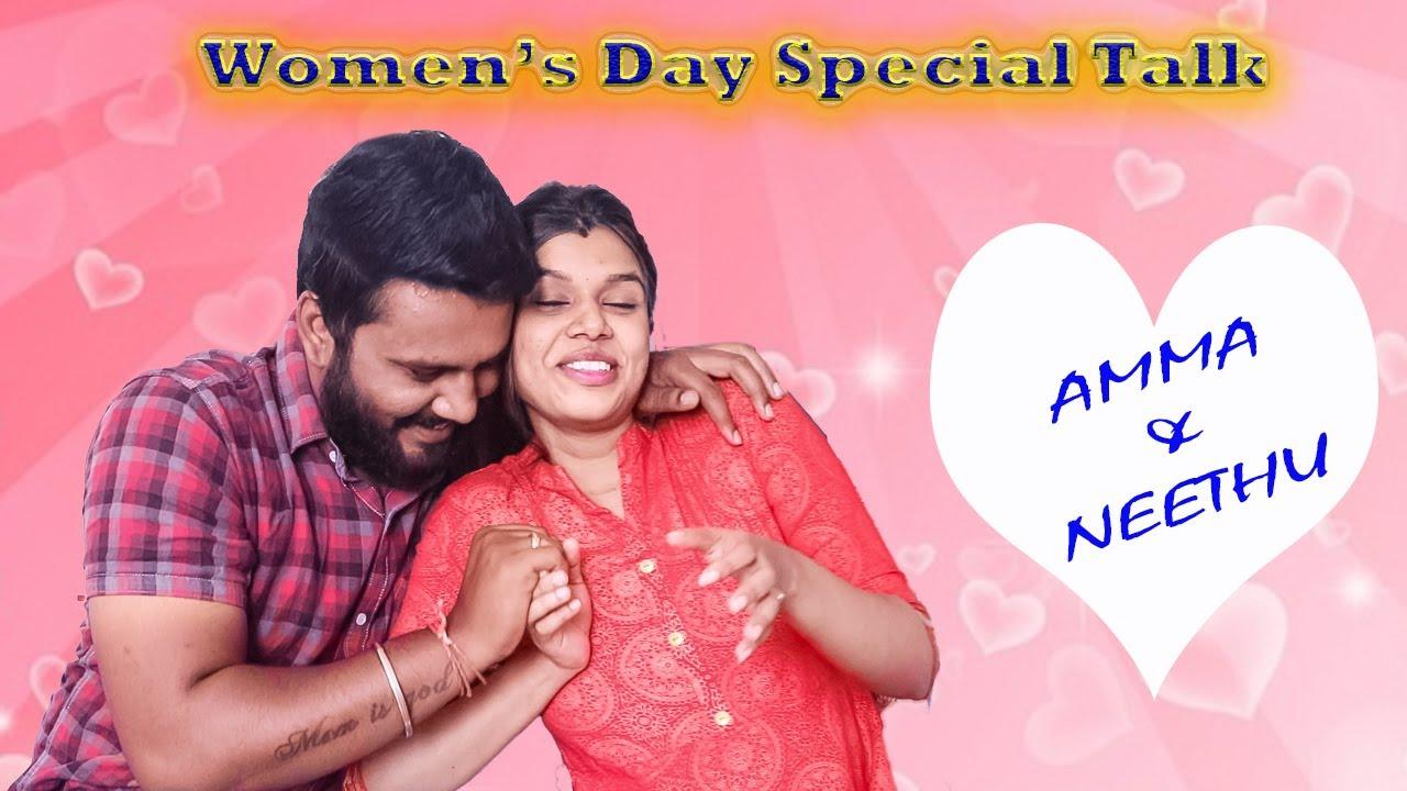 Women's Day Special Talk | My Singapengal | SRINEE FAMILY | #womensday #srineefamily #singapengal