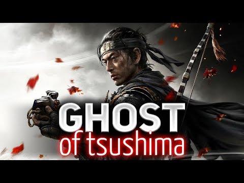 Ghost of Tsushima ☀ Новый шедевр на PS4 ☀ Часть 1