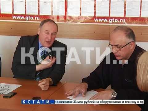 Удивительных чиновников из Кулебак, на круглом столе, заставляют вспомнить о людях