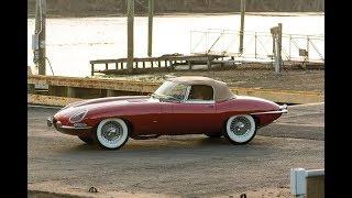 1961 Jaguar E Type Series 1 3.8-Litre Roadster